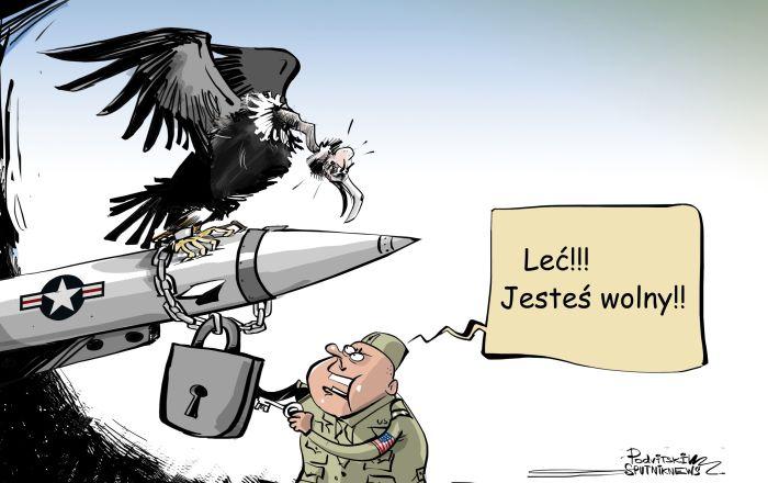 USA przetestują zakazane przez traktat INF pociski