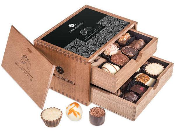 Chocolaterie polskiej marki Chocolissimo