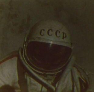 Pierwszy człowiek w otwartym kosmosie