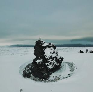 Ekspedycja na przełęcz Diatłowa.