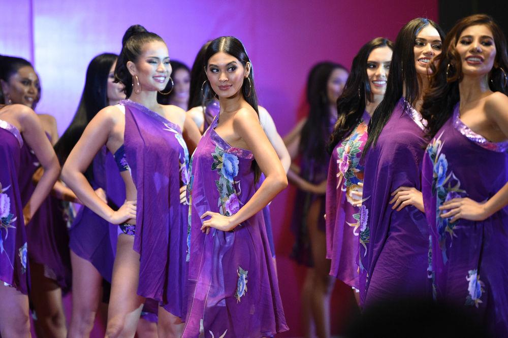 "Kandydatki do tytułu ""Miss Filipin"""