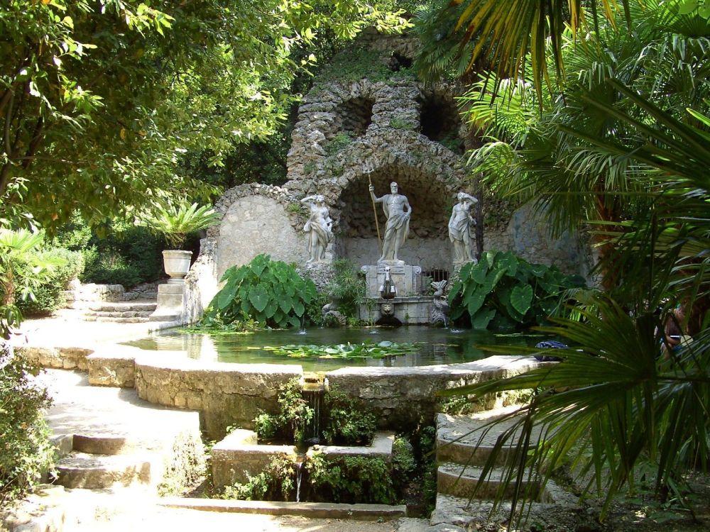 Ogrody Królewskiej Przystani w Dalmacji