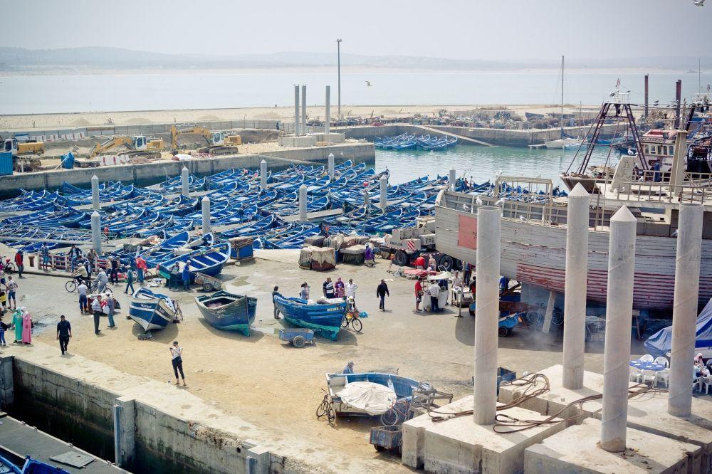 As-Suwajra, miasto w zachodnim Maroku