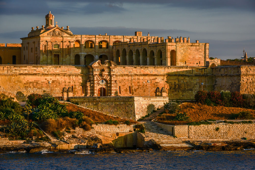 Fort Manoel na Malcie