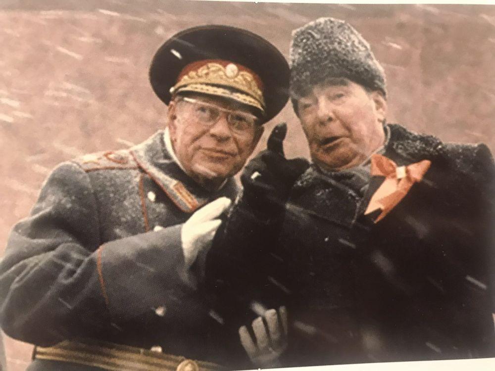 Dmitrij Ustinow,  marszałek Związku Radzieckiego