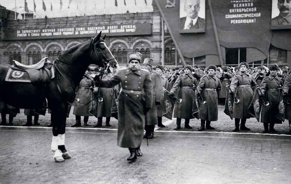 Leonid Goworow, rosyjski i radziecki dowódca wojskowy, dowódca obrony Leningradu podczas II wojny światowej