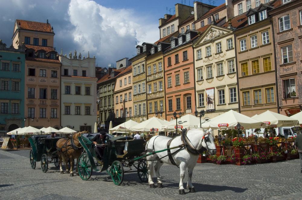 Stare Miasto w Warszawie, 2006 rok