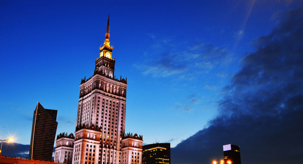 Pałac Kultury i Nauki w Warszawie, 2014 rok