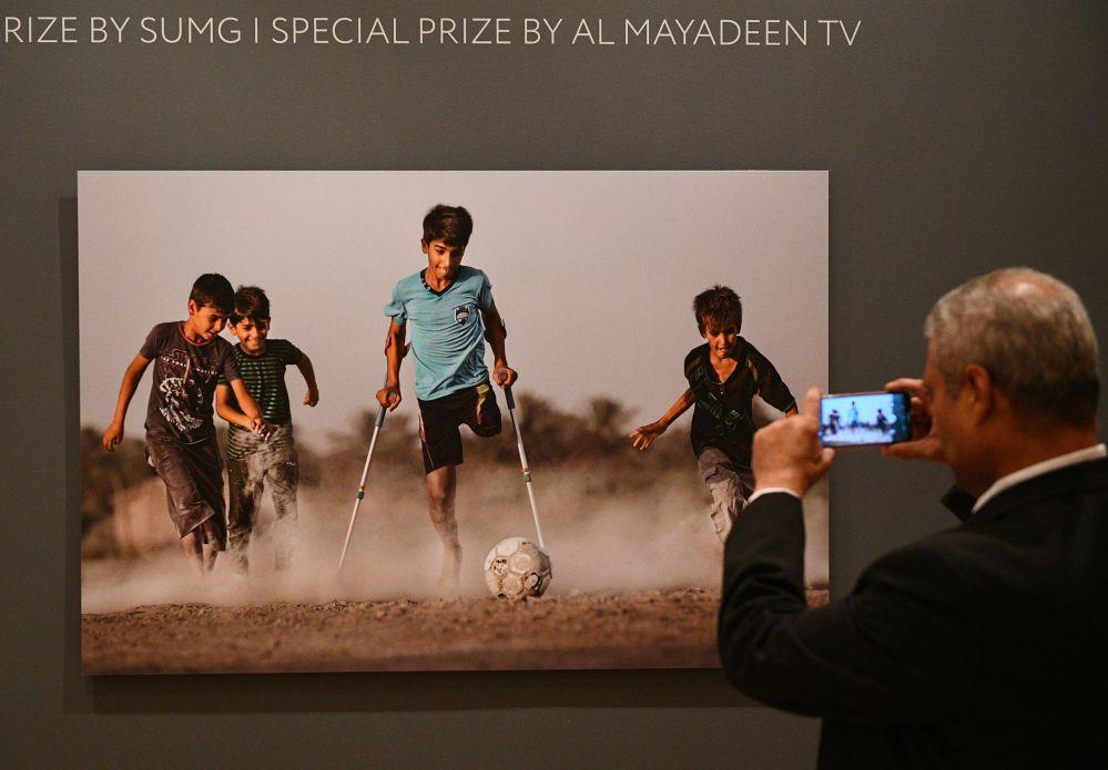 Wystawa poświęcona IV Międzynarodowemu konkursowi fotograficznemu im.  Andrzeja Stenina w Moskwie