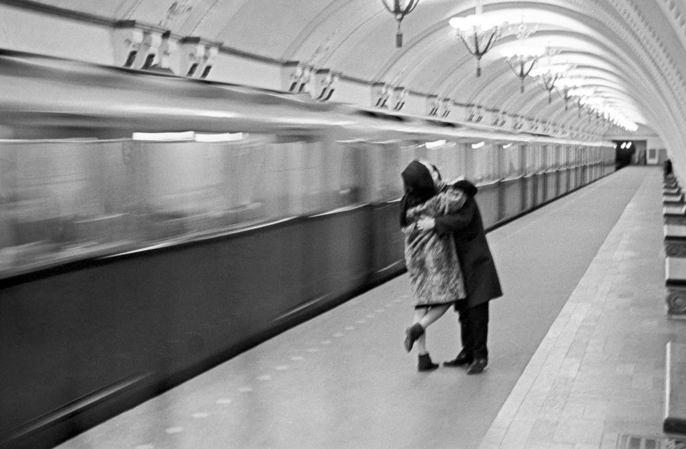 Ostatni odjeżdżający pociąg, 1965 rok
