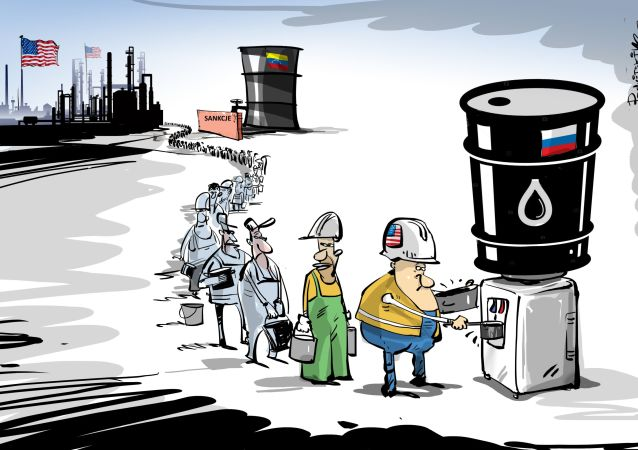 Rosyjska ropa nie śmierdzi