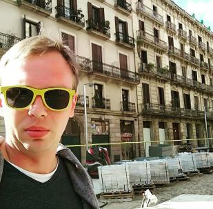 Korespondent Meduzy Iwan Gołunow