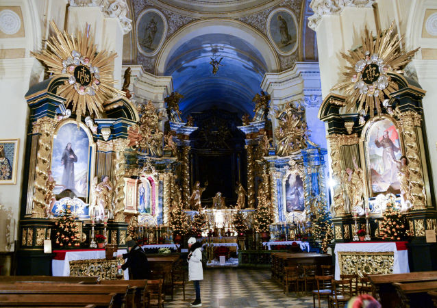 Kościół bernardynów w Krakowie