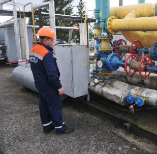 Tłocznia gazu Wołowiec w obwodzie zakarpackim