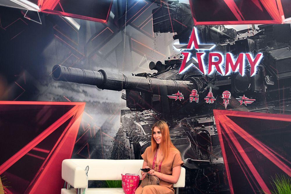 """V Międzynarodowe Forum Wojskowe """"Armia-2019"""""""