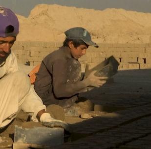 Bieda w Afganistanie