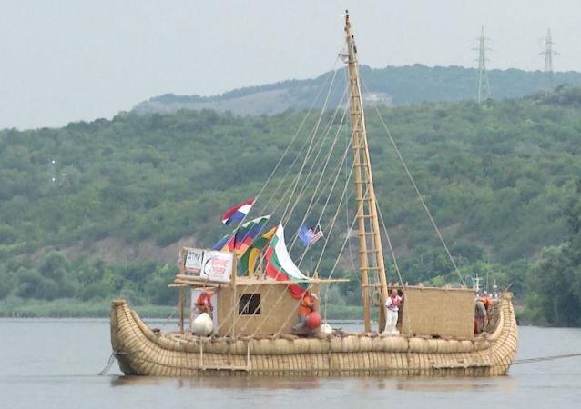 Niemiecki badacz powtórzy drogę egipskich żeglarzy