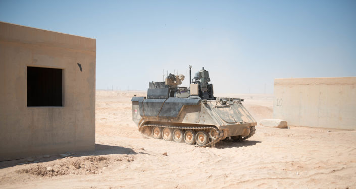 Prototyp wozu bojowego w ramach projektu Carmel izraelskiej firmy IAI