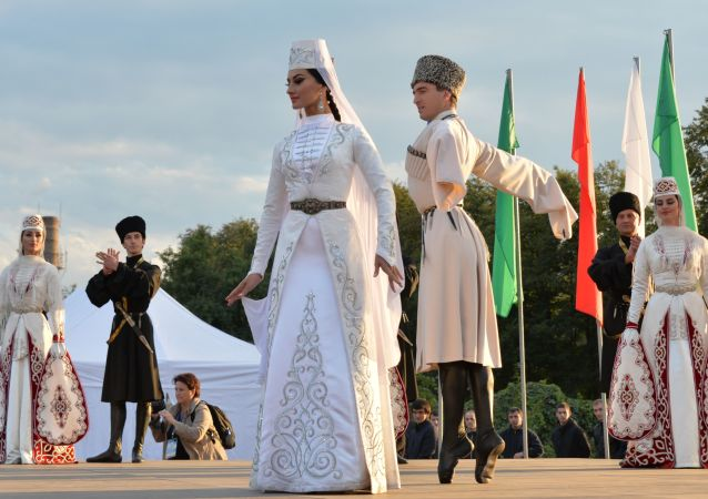 Festiwal Kultury i Sportu Narodów Kaukazu we Władykaukazie