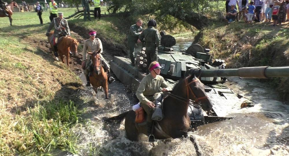 Rekonstrukcja Bitwy Warszawskiej