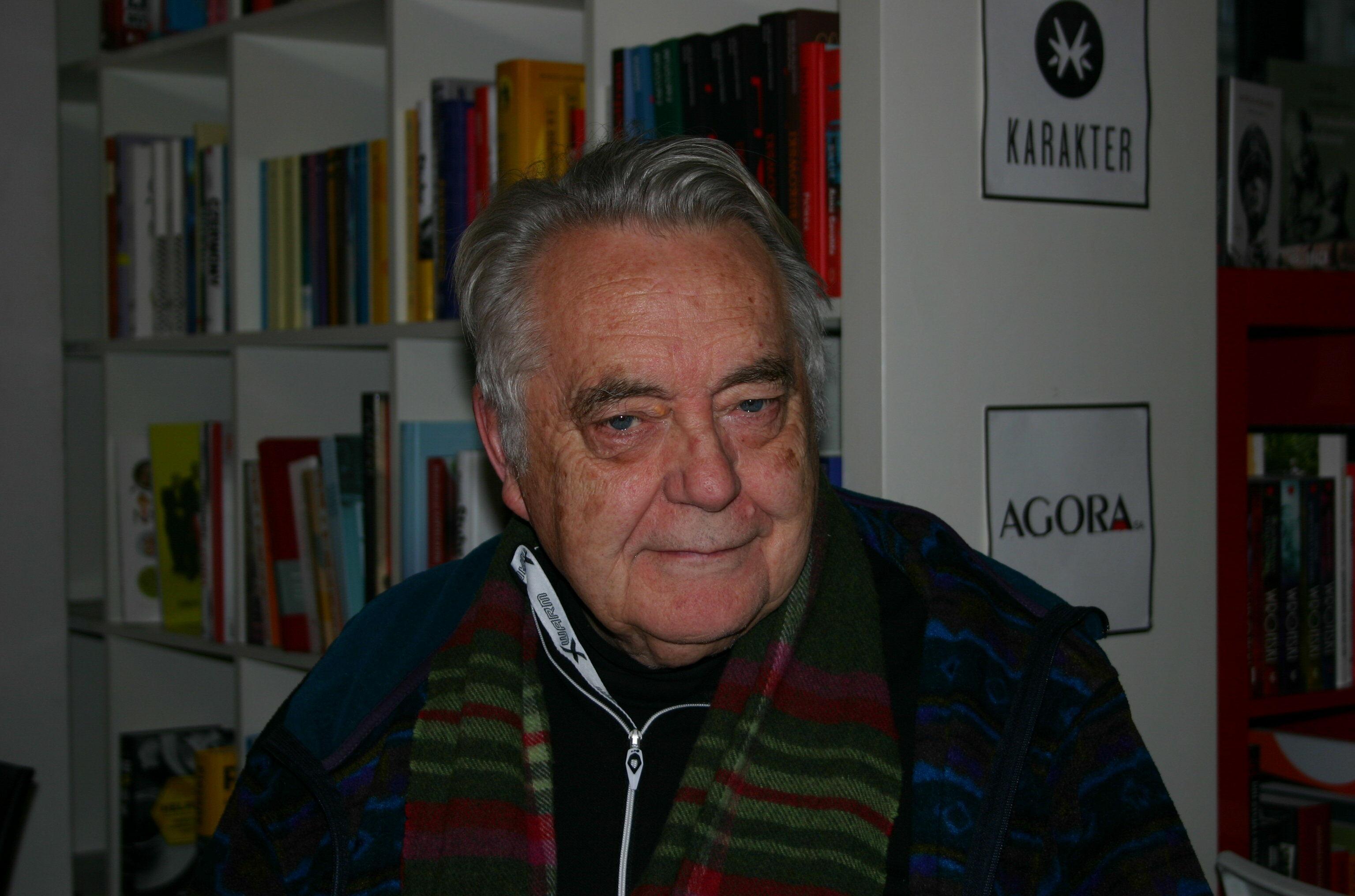 Bernard Margueritte, francuski dziennikarz i publicysta, prezes International Communications Forum
