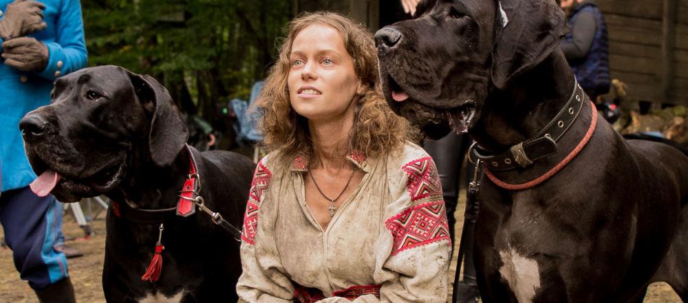 Rosyjska aktorka Katerina Kowalczuk