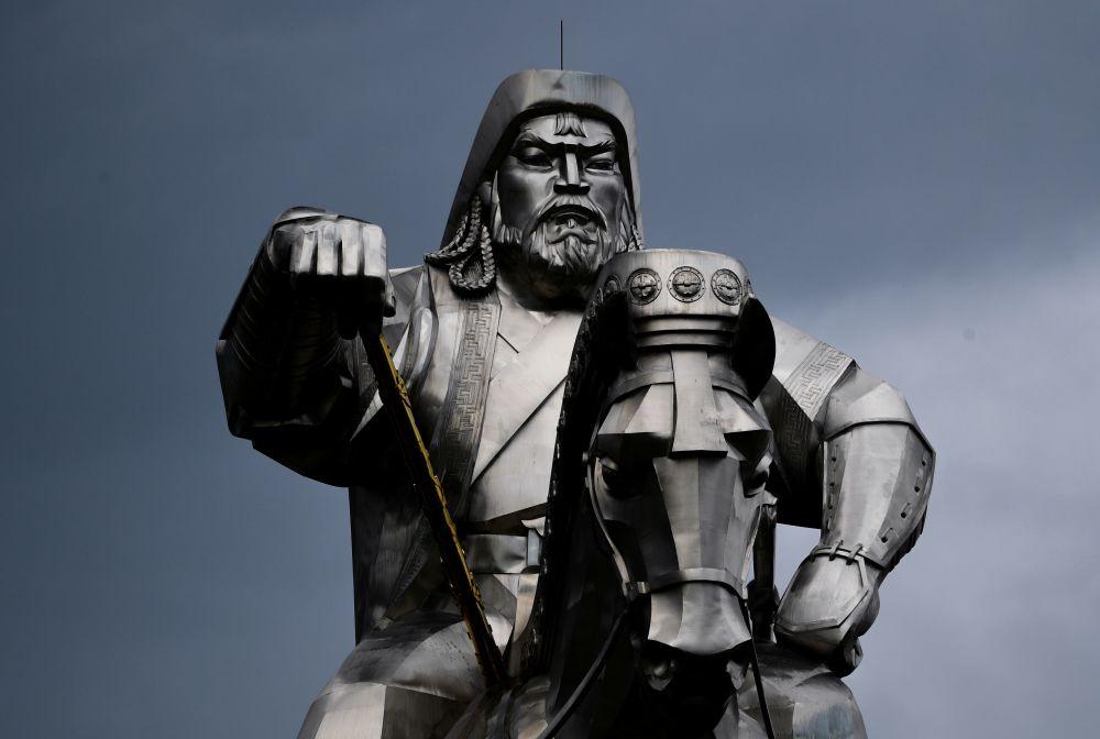 Posąg Czyngis-chana