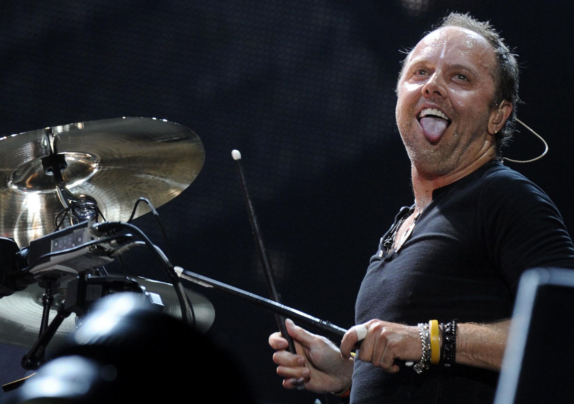 Metallica na koncercie w Polsce, 16.06.2010 r.