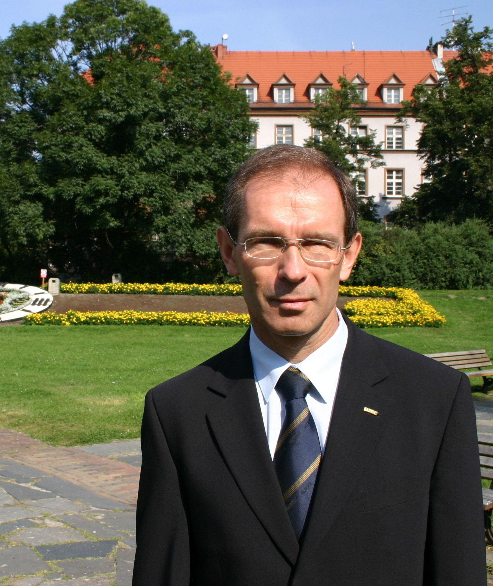 Prezydent miasta Gliwice Zygmunt Frankiewicz, 2009 rok