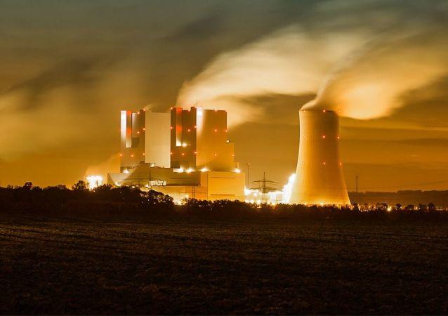 Elektrownia.