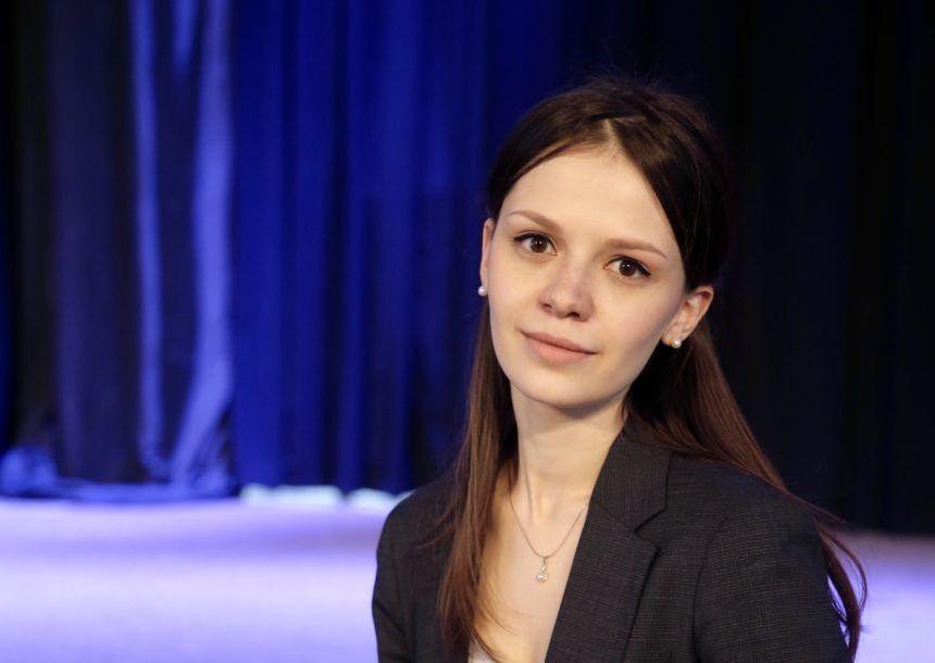 Dyrektor Rosyjsko-Polskiego Centrum Dialogu i Porozumienia Aleksandra Gołubowa
