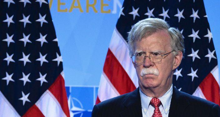 Doradca prezydenta USA do spraw bezpieczeństwa narodowego John Bolton