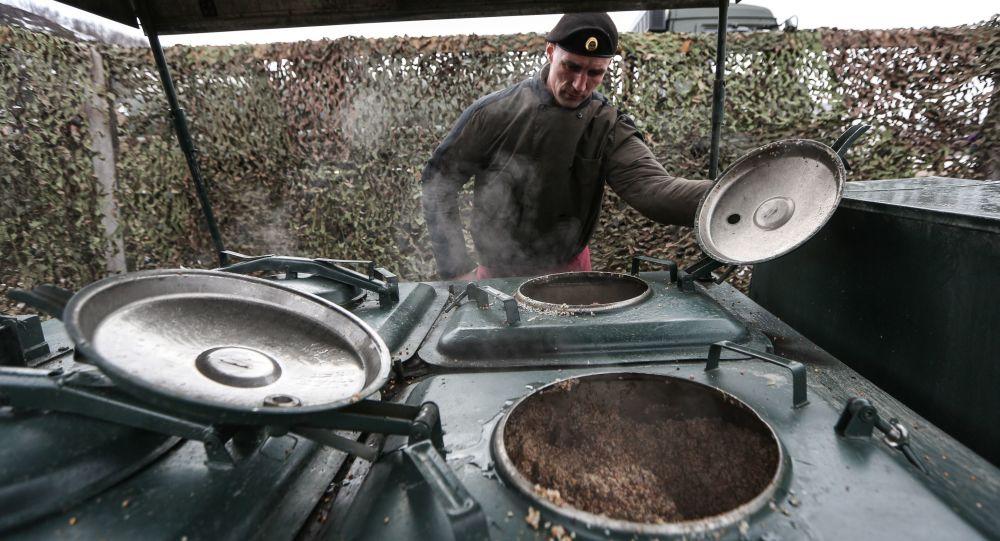 Gotowanie kaszy gryczanej