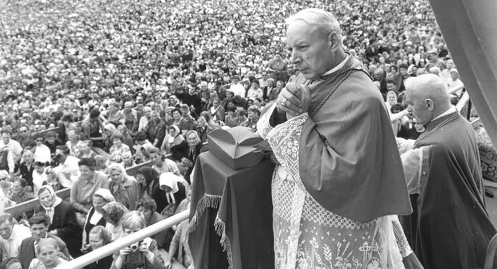 Kardynał Stefan Wyszyński