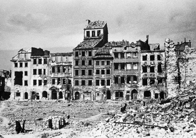 Warszawa podczas II wojny światowej