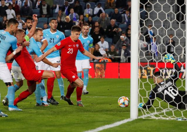 Mecz Izrael-Polska