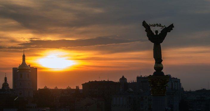 Majdan w Kijowie