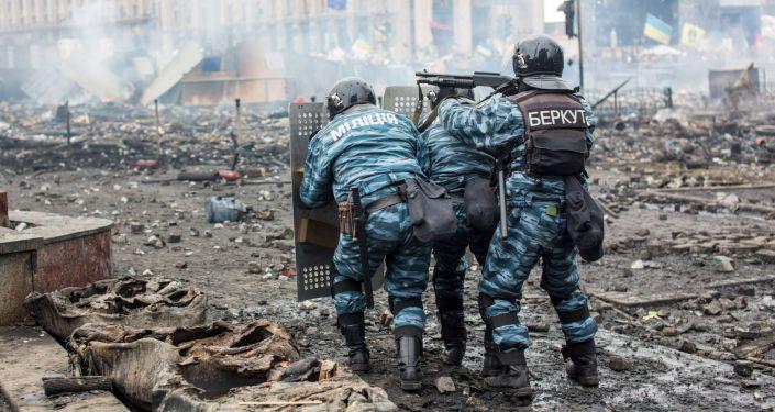 Majdan, Kijów