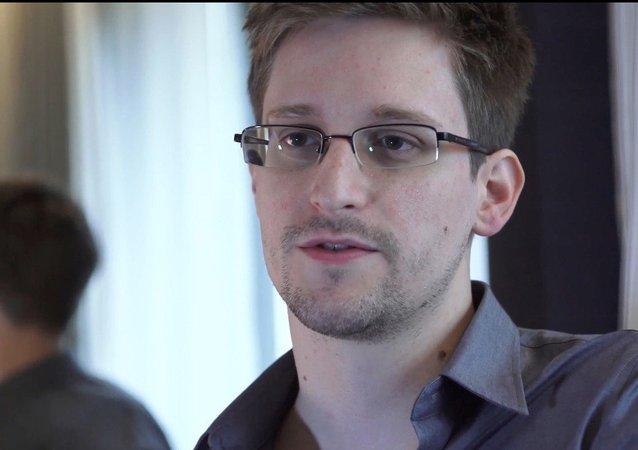 Edward Snowden w filmie Citizenfour (2014)