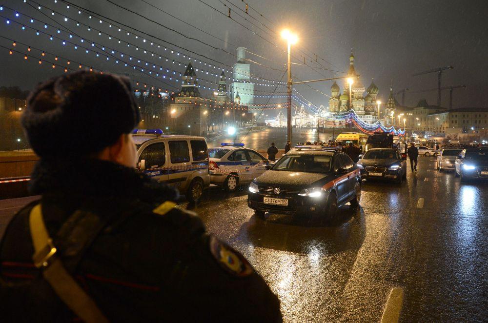 Zabójstwo rosyjskiego opozycjonisty Borysa Niemcowa w centrum Moskwy.