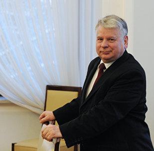 Marszałek Senatu RP Bogdan Borusewicz
