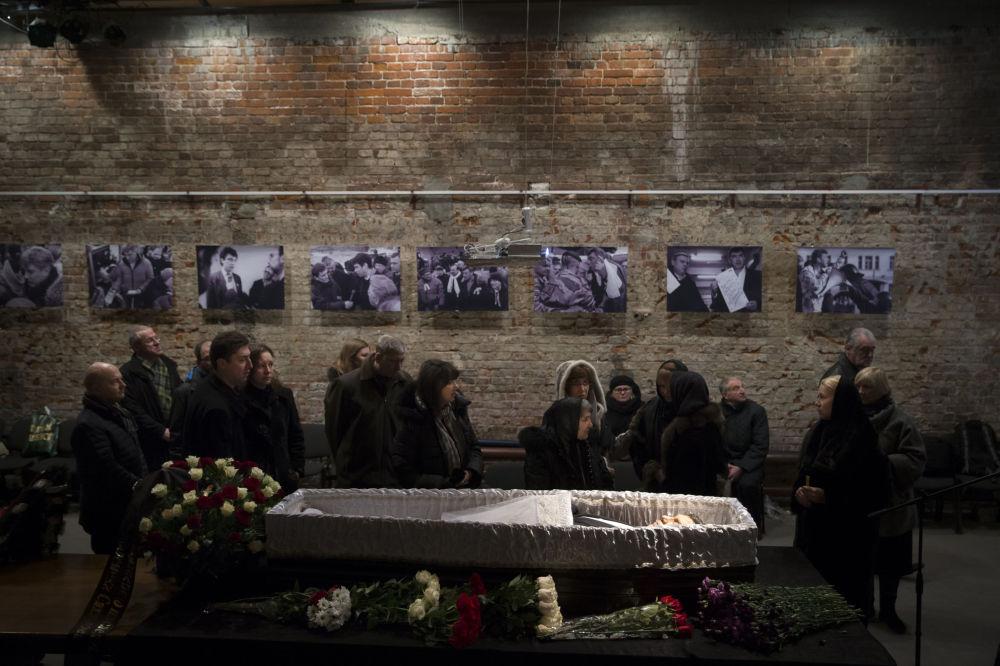 Bliscy i krewni Borysa Niemcowa
