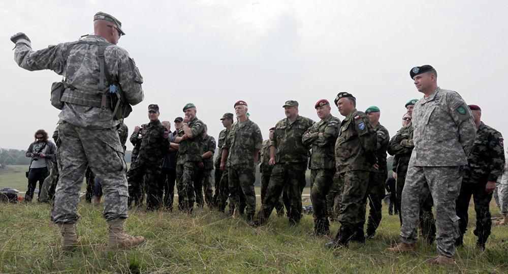Żołnierzy NATO