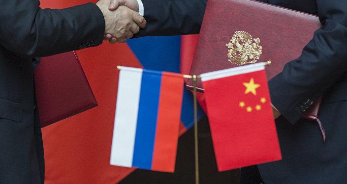 """Chang: Moskwa i Pekin blisko stworzenia """"osi Niedźwiedzia i Smoka"""""""