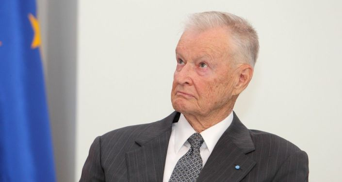 Amerykański politolog Zbigniew Brzeziński