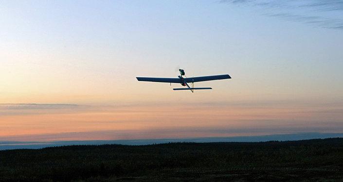Bezzałogowy aparat latający