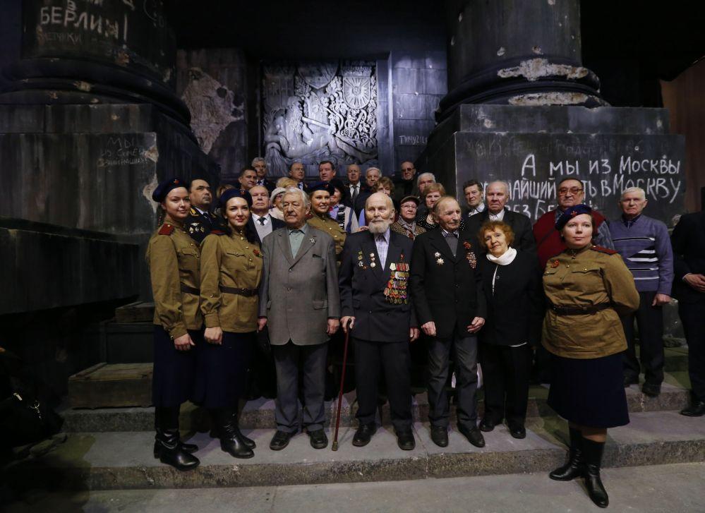 """Trójwymiarowa panorama """"Bitwa o Berlin"""""""