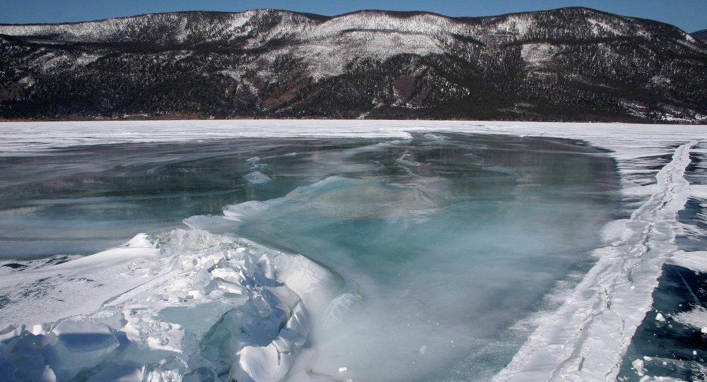 """""""Syberyjskie morze""""- jezioro Bajkał"""