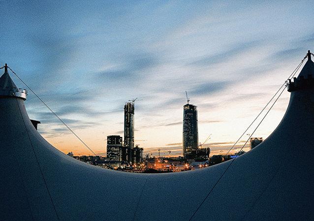 Moskiewskie Międzynarodowe Centrum Biznesowe Moscow City