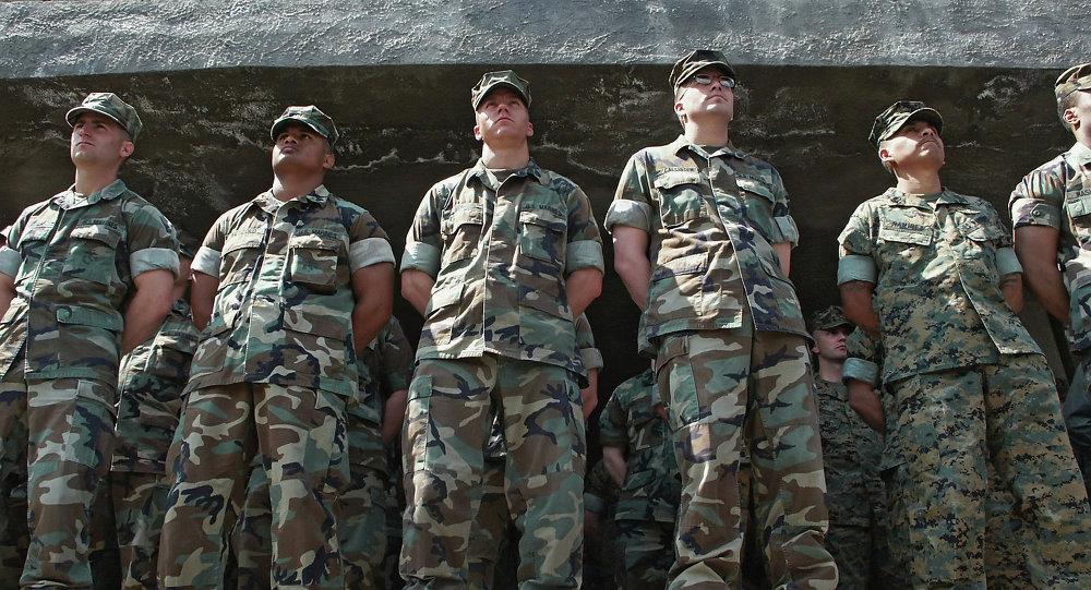 Amerykańscy instruktorzy wojskowi